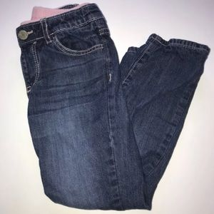 Gap Lined Jeans